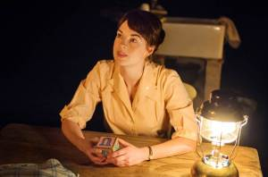 Jessica Raine Beatie in Roots Photo by Stephen Cummiskey