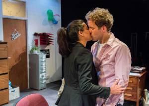 Fault Lines - Natalie Dew (Abi) and Samuel James (Nick)
