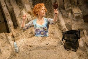 Happy Days - Juliette Stevenson as Winnie