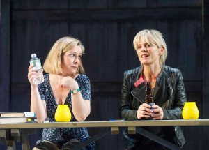 Rapture, Blister, Burn with Emma Fielding (Gwen) and Emilia Fox (Catherine)