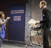 Good People - Imelda Staunton (Margie) and Matthew Barker (Stevie)
